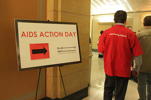 AIDS Action Day