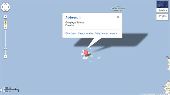 인터넷 갈라파고스에 오신 걸 환영합니다.