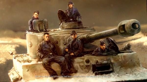 """""""우리가 명성을 얻은 것은 1942년, 동부전선에서였다... 1944년 6월, 우리는 연합군의 진격을 막기 위해 프랑스 북부에 배치됐다."""" 유명 전략 게임 Company of Heroes: Tales of Valor의 """"Tiger Ace"""" 에피소드는 미하일 비트만을 모델로 하고 있다. 단, 이름과 부대명은 모두 바뀌었다. (독일 내에 발매되는 게임은 나치 무장친위대를 묘사할 수 없다.)"""