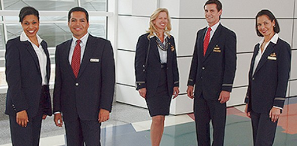 qantas staff travel dress guidelines
