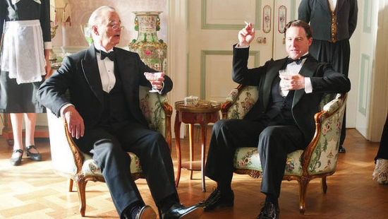 영화 속 루즈벨트와 조지 6세   © 2012 - Focus Features