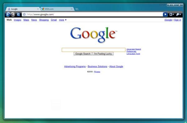 구글 검색화면 (출처: deviantART)