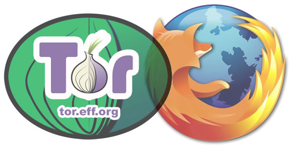 토르와 파이어폭스 로고  합성: http://sejalivre.org/instalando-o-tor-browser-no-ubuntu-e-linux-mint/