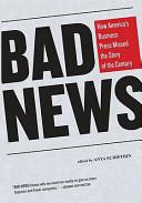 나쁜 뉴스 (뉴프레스, 2010)