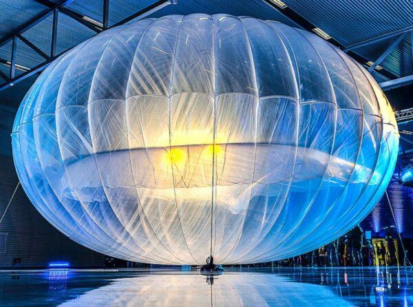 Google Loon - Launch Event (출처: 위키백과)