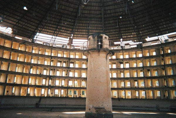 원형감옥 (사진: Friman, CC BY)
