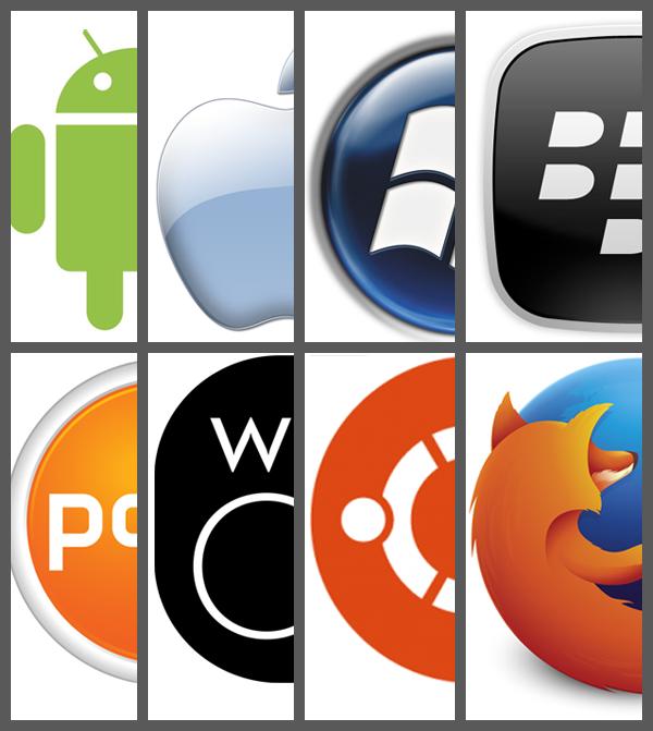 다양한 모바일 운영체제