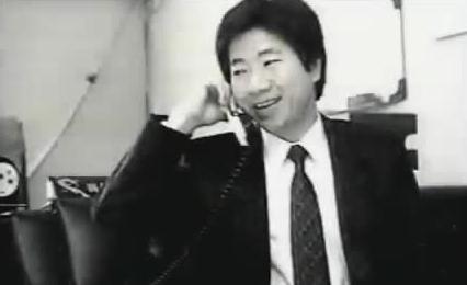 젊은 변호사 시절의 노무현 (출처 미상)