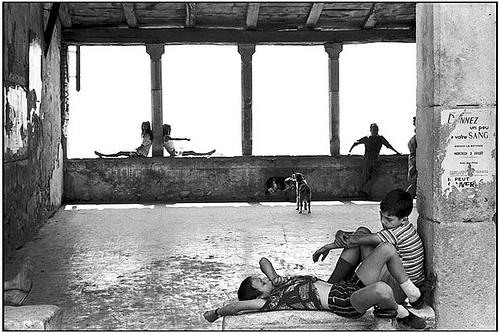 앙리 카르티에 브레송, Simiane La Rotaonde, 1969년