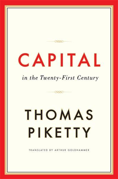 [21세기의 자본](Capital in the Twenty First Century)