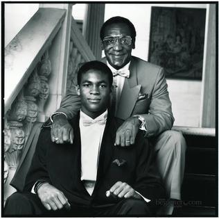 빌 코스비와 그의 아들(Ennis Cosby) via 위키백과 http://upload.wikimedia.org/wikipedia/en/9/91/Ennis_Cosby.jpg