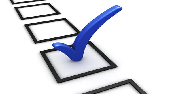 투표 체크