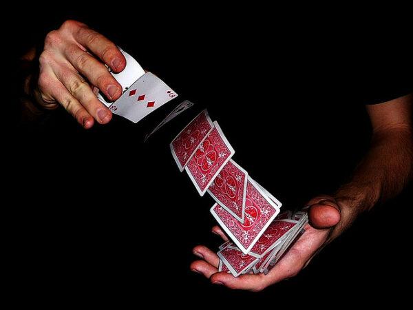 카드 트릭