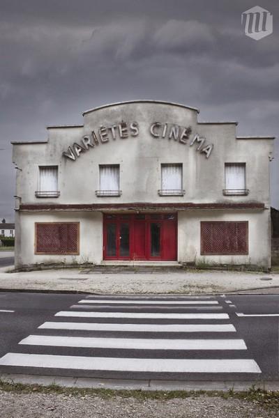 오래된 극장