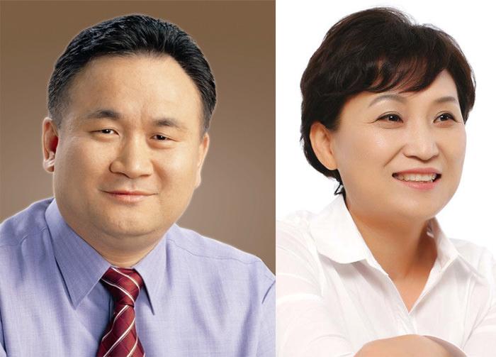 이상민 의원, 김현미 의원