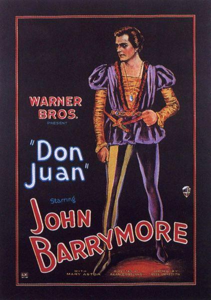 돈 주앙(1926, 워너브라더스)