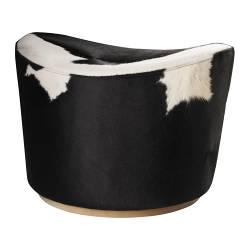 ikea-cow-leather-seat