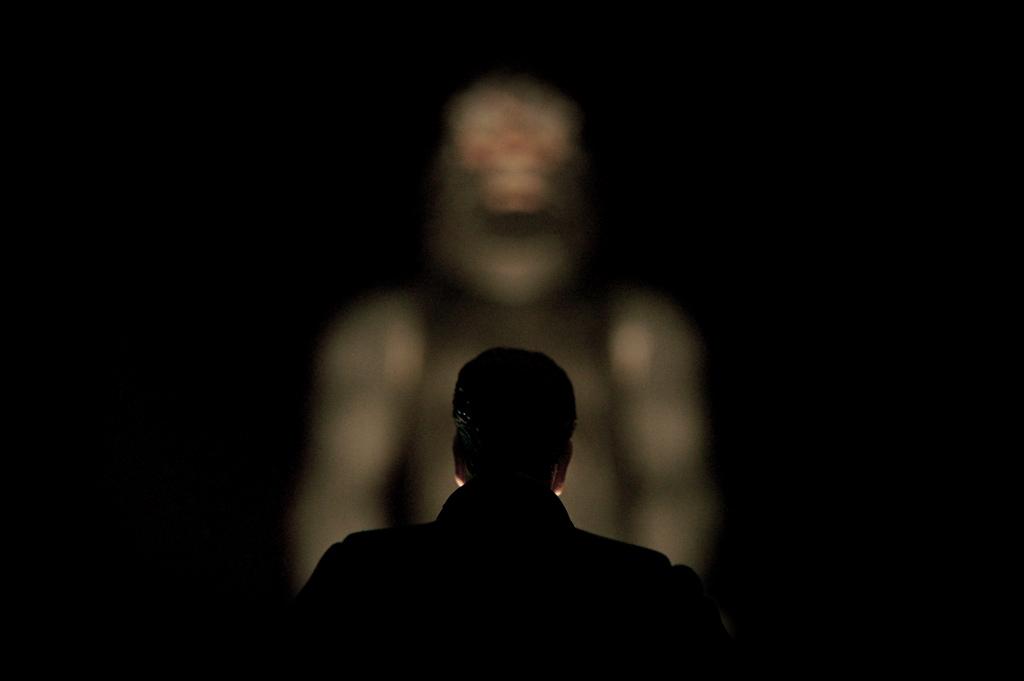 이제 왕은 왕이 되고, 노예는 노예가 된다. (출처: JD Hancock, Big Fear, CC BY) https://flic.kr/p/85Mum2