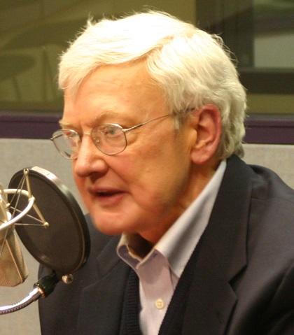 http://en.wikipedia.org/wiki/Roger_Ebert