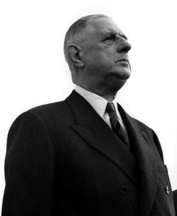 샤를 드 골 (1890~1970) 사진은 1961년 당시 모습. 출처: 위키백과 공용 http://www.bundesarchiv.de/
