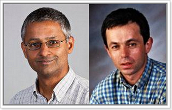 Shankar Balasubramanian(좌), David Klenerman(우)
