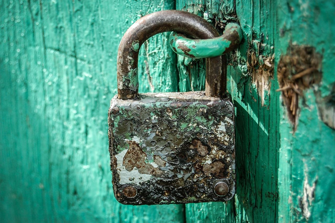 자물쇠 해킹 보안 퍼블릭 도메인