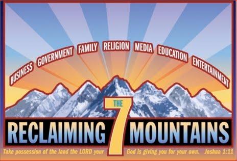 일곱 개의 산을 정복하라! 그럼 예수가 재림한다!