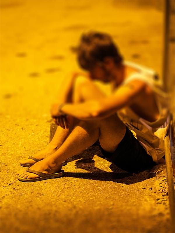 외로운 피해자