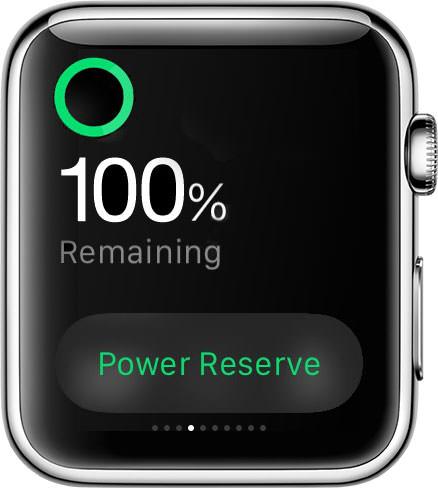 애플 워치 배터리 표시