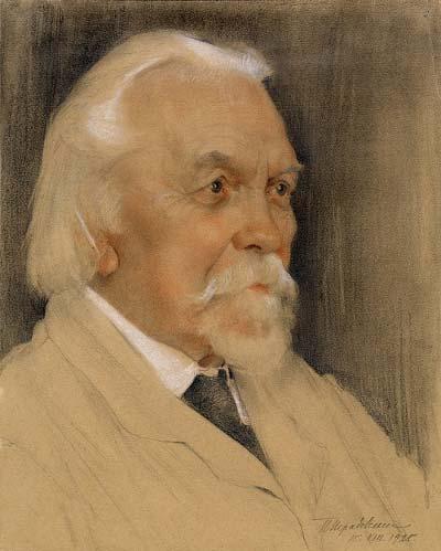 카르핀스키 초상화 (P.I. 네라도프스키 그림)