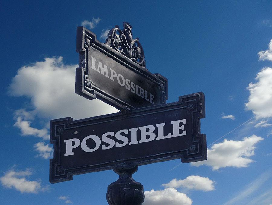 가능과 불가능