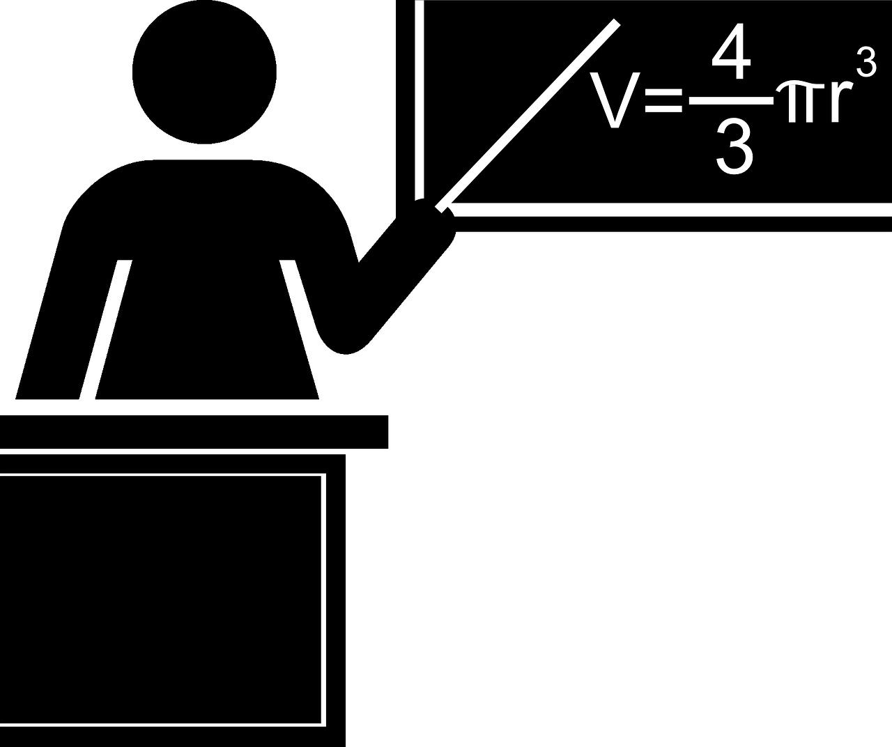 수학 교사 선생