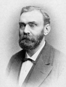 알브레드 노벨(Alfred Nobel, 1833~1896)