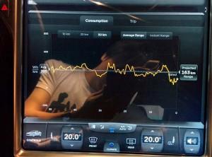 테슬라 모델 S로 서울에서 부산 도착 (2)