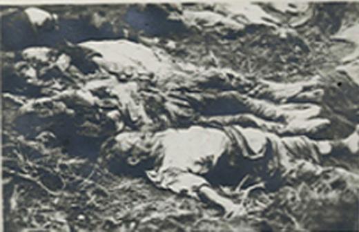 거창 민간인 학살 사건(1951년 2월)