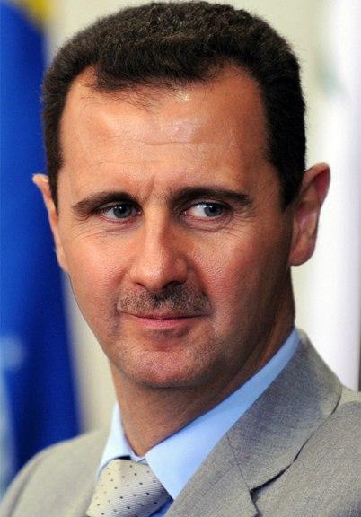 바샤르 알아사드 시리아 대통령 (2011년 당시 모습, 출처: 위키백과 공용, CC BY) https://ko.wikipedia.org/wiki/%EB%B0%94%EC%83%A4%EB%A5%B4_%EC%95%8C%EC%95%84%EC%82%AC%EB%93%9C#/media/File:Bashar_al-Assad_(cropped).jpg