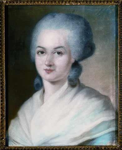 올랭프 드 구즈(Marie-Olympe-de-Gouges by d'Alexandre Kucharski.