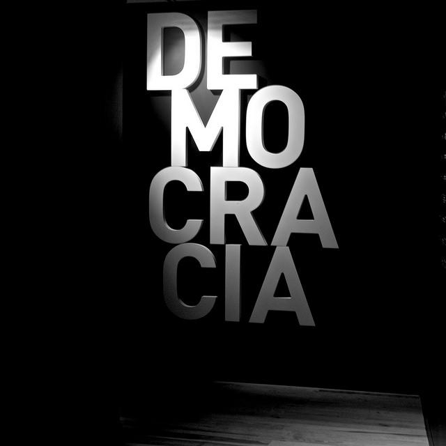 "Pedro Ribeiro Simões, ""Democracy"", CC BY https://flic.kr/p/vcqmqy"