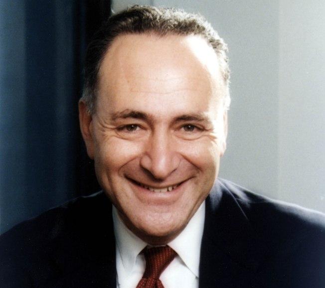"""척 슈머(Charles Ellis """"Chuck"""" Schumer) http://schumer.senate.gov/"""