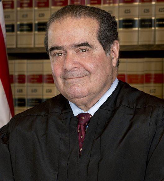 안토닌 스칼리아 (Antonin Scalia, 1936.9.~2016.2.)
