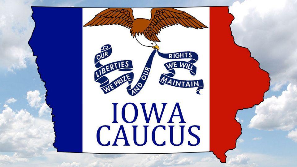 DonkeyHotey, Iowa Caucus, CC BY https://flic.kr/p/DkPHFd