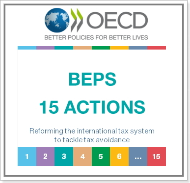 BEPS Actions http://www.oecd.org/ctp/beps-actions.htm