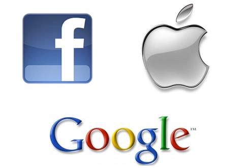 페북 애플 구글
