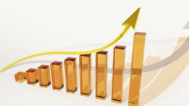 투자 성장 그래프