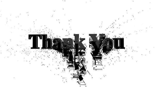 땡큐 감사 고맙습니다