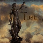 정의의 여신상 판사 법원