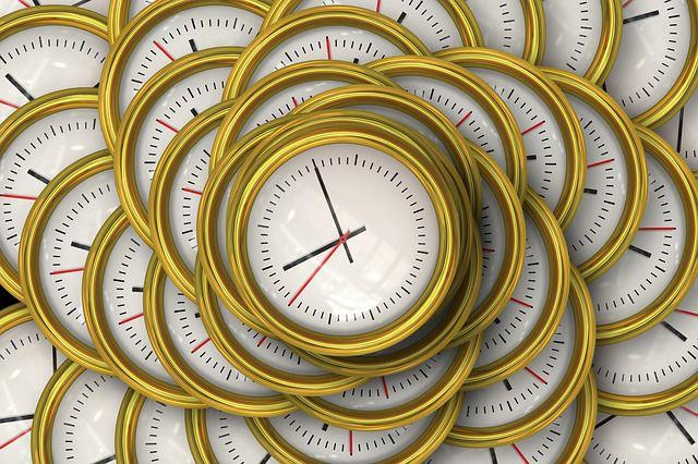 시간 시계