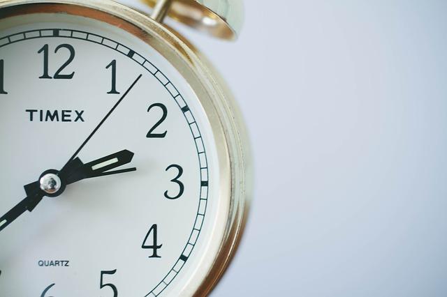 시계 시간