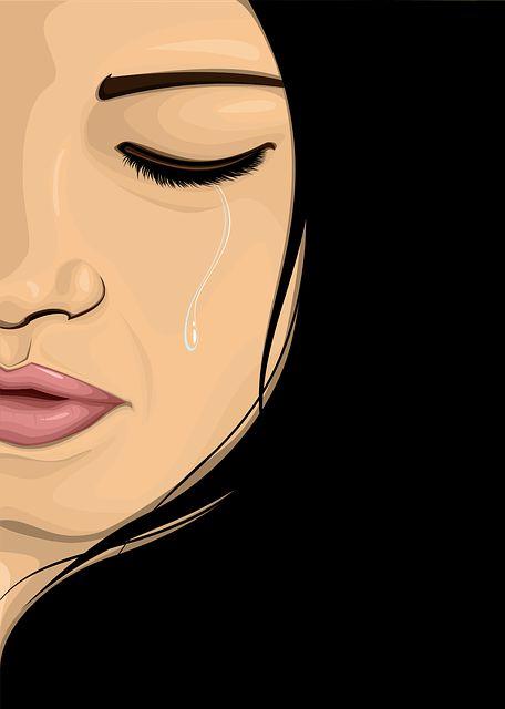 엄마 눈물