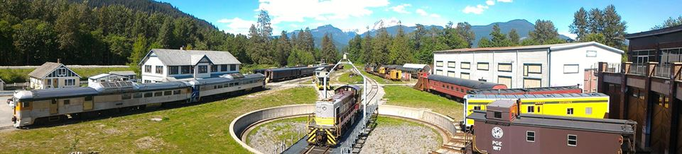 캐나다 기차